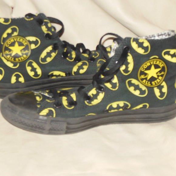 Converse Chuck Taylor Batman High Tops
